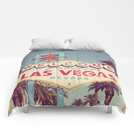 Welcome to fabulous Las Vegas Comforters
