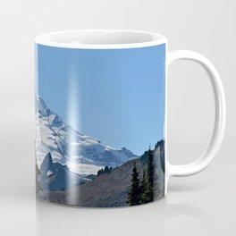 Snow Cap on the Mountain Coffee Mug