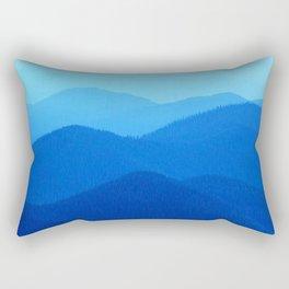 Hunter Mountain Spring Rectangular Pillow