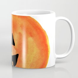 Trick or Treat Jack-O-Lantern, Halloween Pumpkin Coffee Mug