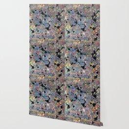 Pollocked Wallpaper