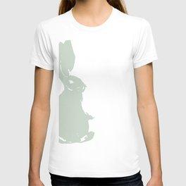 Rabbit graphic Rushingwater Studios T-shirt