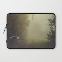 Unwritten poetry Laptop Sleeve