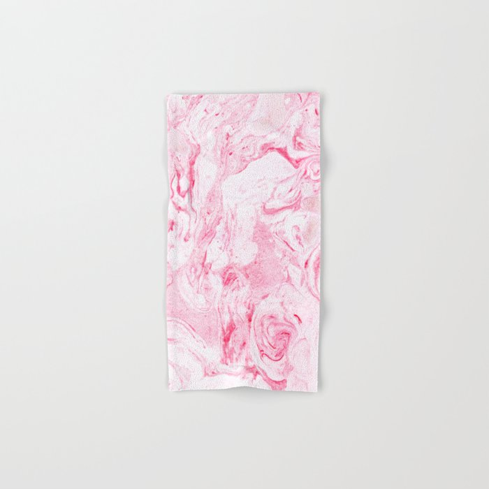 Candied Marble #society6 #decor #buyart Hand & Bath Towel