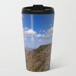Grand Canyon View From Navajo Point Travel Mug