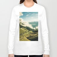 wander Long Sleeve T-shirts featuring Wander by StayWild