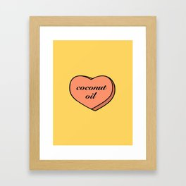 Coco Miracle Framed Art Print
