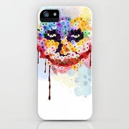 The Joker iPhone Case