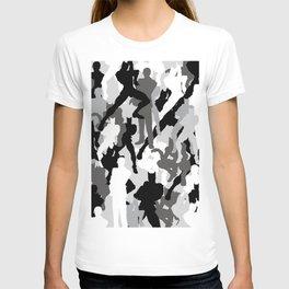 Jojo Killer Queen Camo T-shirt