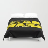 starwars Duvet Covers featuring StarWars  by WaXaVeJu
