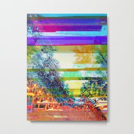 Measure the steps to arrive at this conclusion, 1. Metal Print