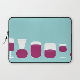 Showtasting - Wine Glass - All Laptop Sleeve