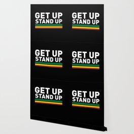Get Up Stand Up / Rasta Vibrations Wallpaper