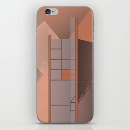 Canyon House iPhone Skin