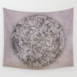 Vintage Constellations & Astrological Signs | Beetroot Paper Wall Tapestry