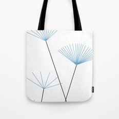 Blätter des Himmels Tote Bag