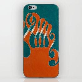 Yin & Yang, No. 3 iPhone Skin
