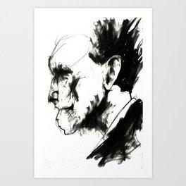 EZRA POUND Art Print