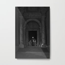Swiss Guards - Vatican City Metal Print