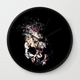 Fin. Wall Clock
