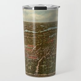 Bronx Zoo 1913 Travel Mug