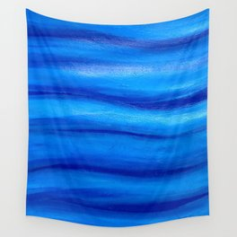 Marine abstract Wall Tapestry