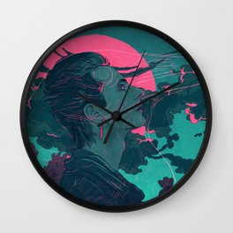 Fylgja Wall Clock