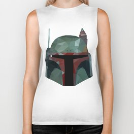 Boba Fett | Low Poly Fan Art Biker Tank
