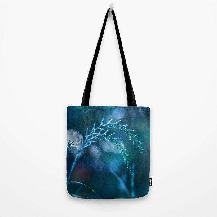 Cold December Tote Bag