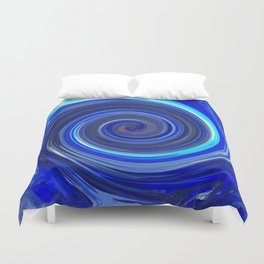 Abstract Mandala 283 Duvet Cover