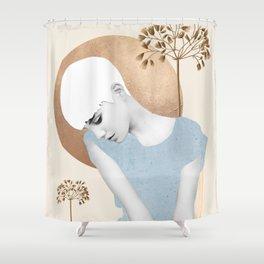 Gentle Beauty 6 Shower Curtain