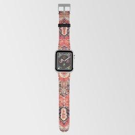 Heriz Azerbaijan Northwest Persian Rug Print Apple Watch Band