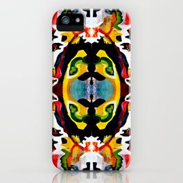 Afri-Kaleido iPhone Case