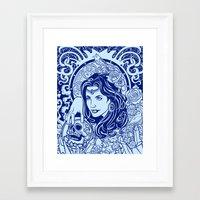 gypsy Framed Art Prints featuring Gypsy by albertsurpower