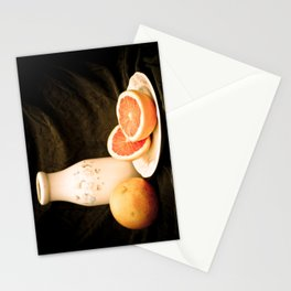 Grapefruits Stationery Cards