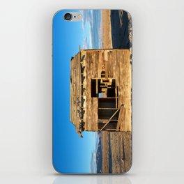 Desert Shack iPhone Skin