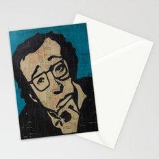 Tsch - Woody Allen  Stationery Cards