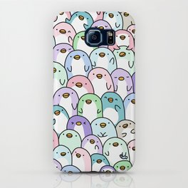 Penguin Snuggles iPhone Case