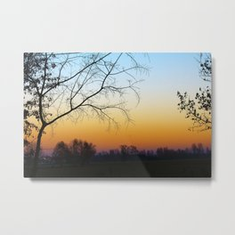 Sunset 1 Metal Print