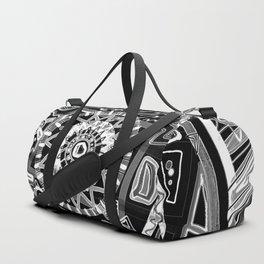 The B&W Wheel Duffle Bag