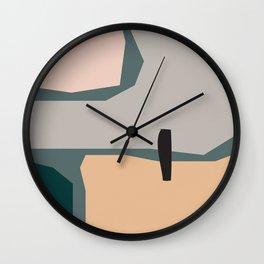// Shape study #20 Wall Clock