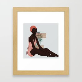 Amaka 2 Framed Art Print