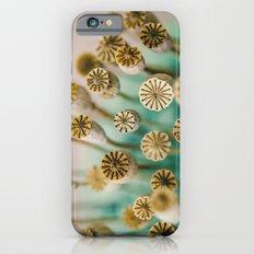 Poppy Pods iPhone 6s Slim Case