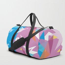 Pastel Paper Cranes Duffle Bag