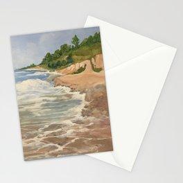 Lake Michigan Summer Stationery Cards