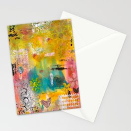 Summer Afternoons Stationery Cards