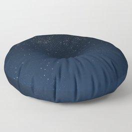 Stars in Space Floor Pillow