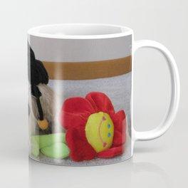 Maya the Not-So-Happy Bumble Bee Coffee Mug