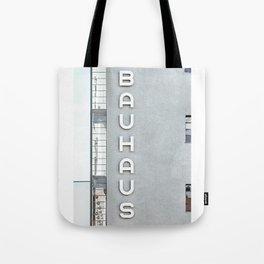 Bauhaus Building in Dessau Tote Bag
