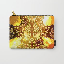 Heavenly Cross Carry-All Pouch